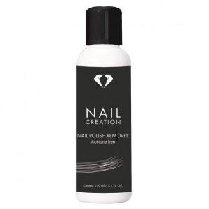 NailCreation Nail Polish Remover – Non Aceton