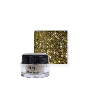 Nail Creation Glitter acryl – Champagne