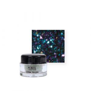 Nail Creation Glitter acryl – Ocean Blue