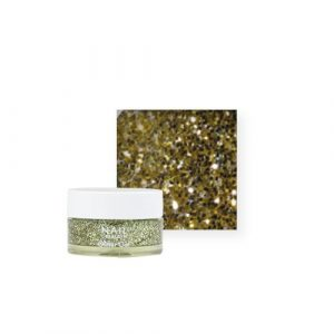 NailCreation Glitter Gel – Champagne