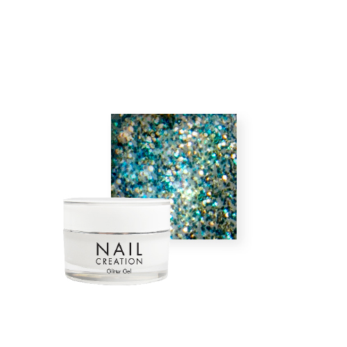 NailCreation Glitter Gel – Twinkle