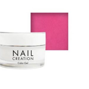 NailCreation Color Gel – Fabulously Pink
