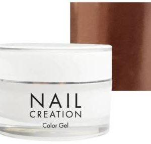 NailCreation Color Gel – Dark Coffee