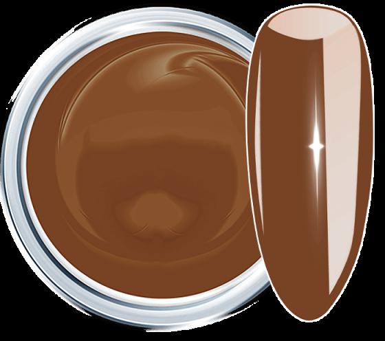 Color gel 875 Gentle Brown