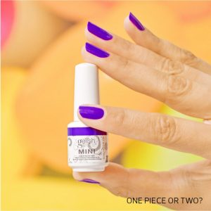Gelish One Piece or Two? 9ml