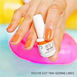 Gelish You've got Tan-gerine Lines 9ml