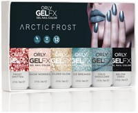 *Autumn Collectie 02/ 2019* Orly GelFX Arctic Frost collectie 6x 9ml