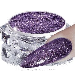 Glitter Gel 356 Purple