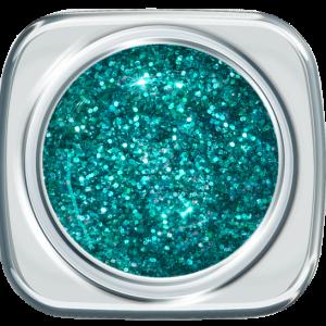 Glitter Gel 372 Topas Turquoise