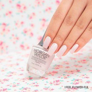 Morgan Taylor Nagellak I Feel Flower-Ful 18ml