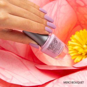 Morgan Taylor Nagellak Merci Bouquet 18ml