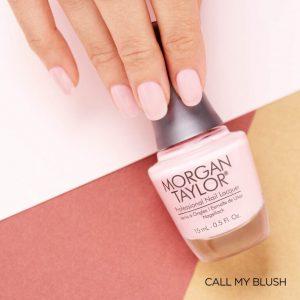 Morgan Taylor Call My Blush 18ml