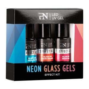 ProNails Neon Glass Gels