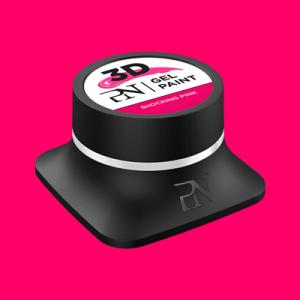 ProNails 3D Gel Paint Shocking Pink
