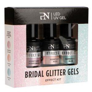 ProNails Bridal Glitter Gels