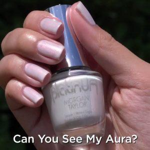 Morgan Taylor Can You See My Aura? 18ml