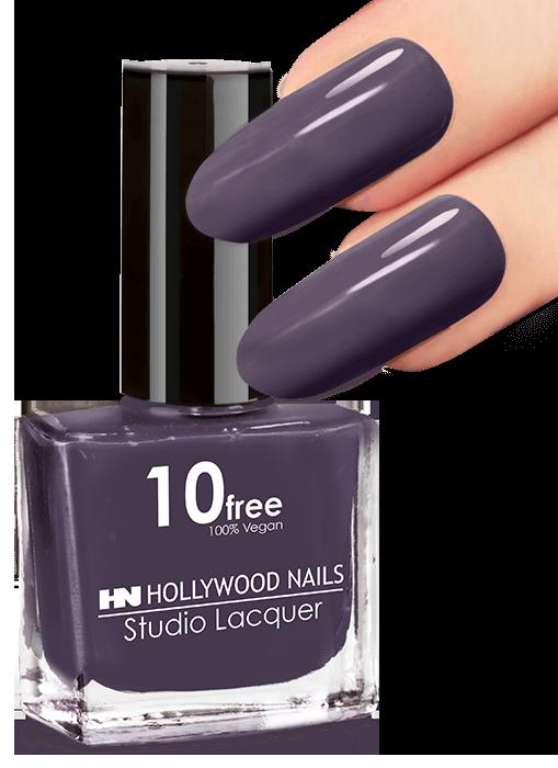 Hollywood Nails Nagellak 20 Lila Grey 10ml