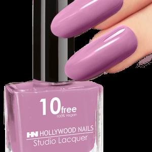 Hollywood Nails Nagellak 21 Rosa Grey 10ml