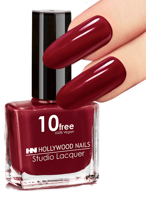 Hollywood Nails Nagellak 24 The Red 10ml