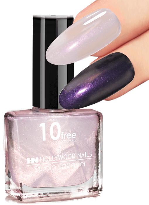 Hollywood Nails Nagellak 39 Highlight Rose 10ml
