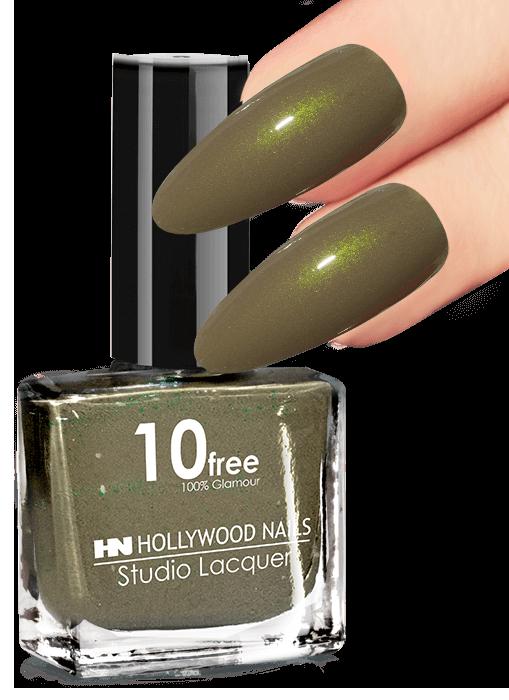 Hollywood Nails Nagellak 53 Khaki Vacations 10ml