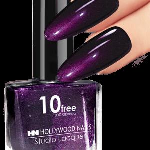 Hollywood Nails Nagellak 56 Purple Elegance 10ml