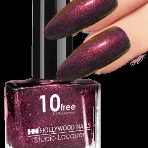 Hollywood Nails Nagellak 61 Superior Glam 10ml