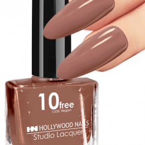Hollywood Nails Nagellak 67 Cognac 10ml