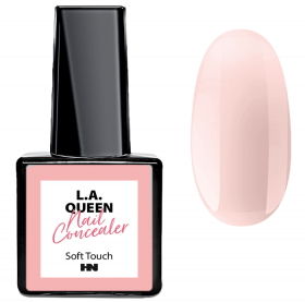Hollywood Nails L.A. Queen Consealer /Rubberbase – Soft Touch #1 15ml