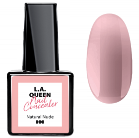 Hollywood Nails L.A. Queen Consealer /Rubberbase – Natural Nude #5 15ml