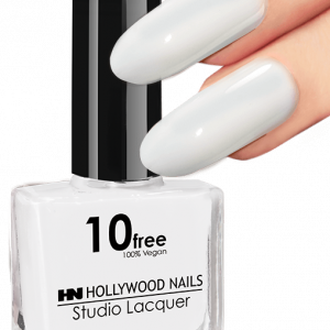 Hollywood Nails Nagellak 1 White 10ml