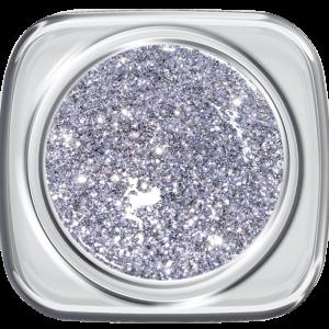 Glitter Gel 381 Shiny Lilac
