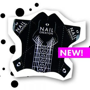 NailCreation Nail Forms/ Sjablonen X Strong