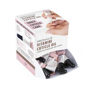 Pronails Vitamini Cuticle Oil 5 ml Box 40 st
