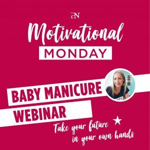 """ProNails Online webinar """"Baby Manicure"""""""