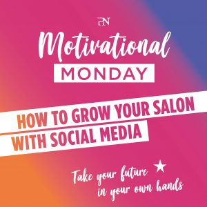 "ProNails Online webinar ""How to grow your salon with social media"""