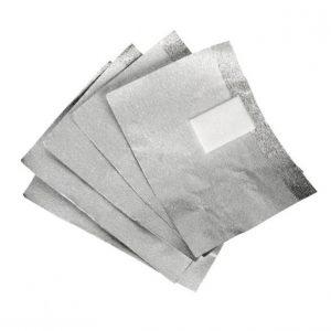 Foil wraps – 100pcs