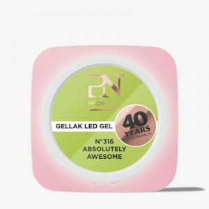 *SUMMER 2021* Pronails Gellak 316 Absolutely Awesome 10ml