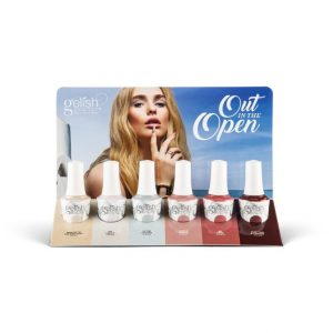 *SPRING 2021* Gelish Out the open 6pc Display