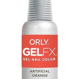 **SUMMER 2021** Orly GelFX Artificial Orange 9ml