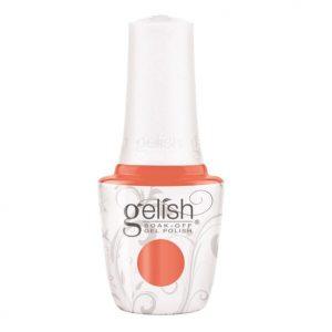 **SUMMER 2021** Gelish 15ml Orange crush blush