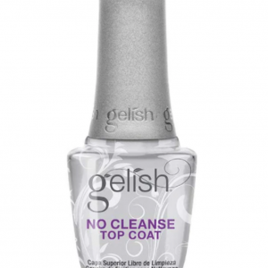 Gelish No Cleanse topcoat
