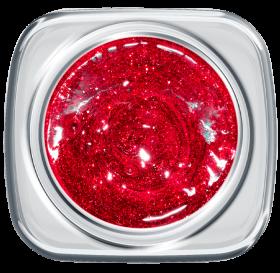 Glitter Gel 384 Crush Red